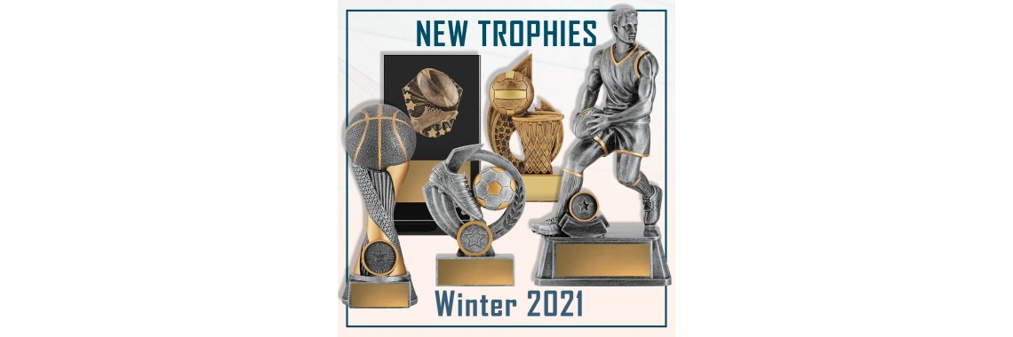 new trophies