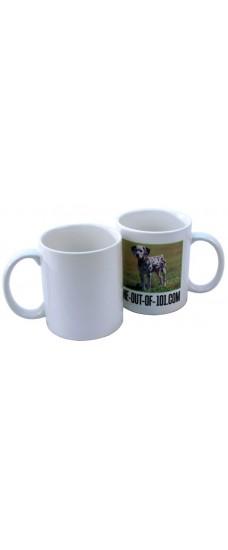 Sublimated Mug