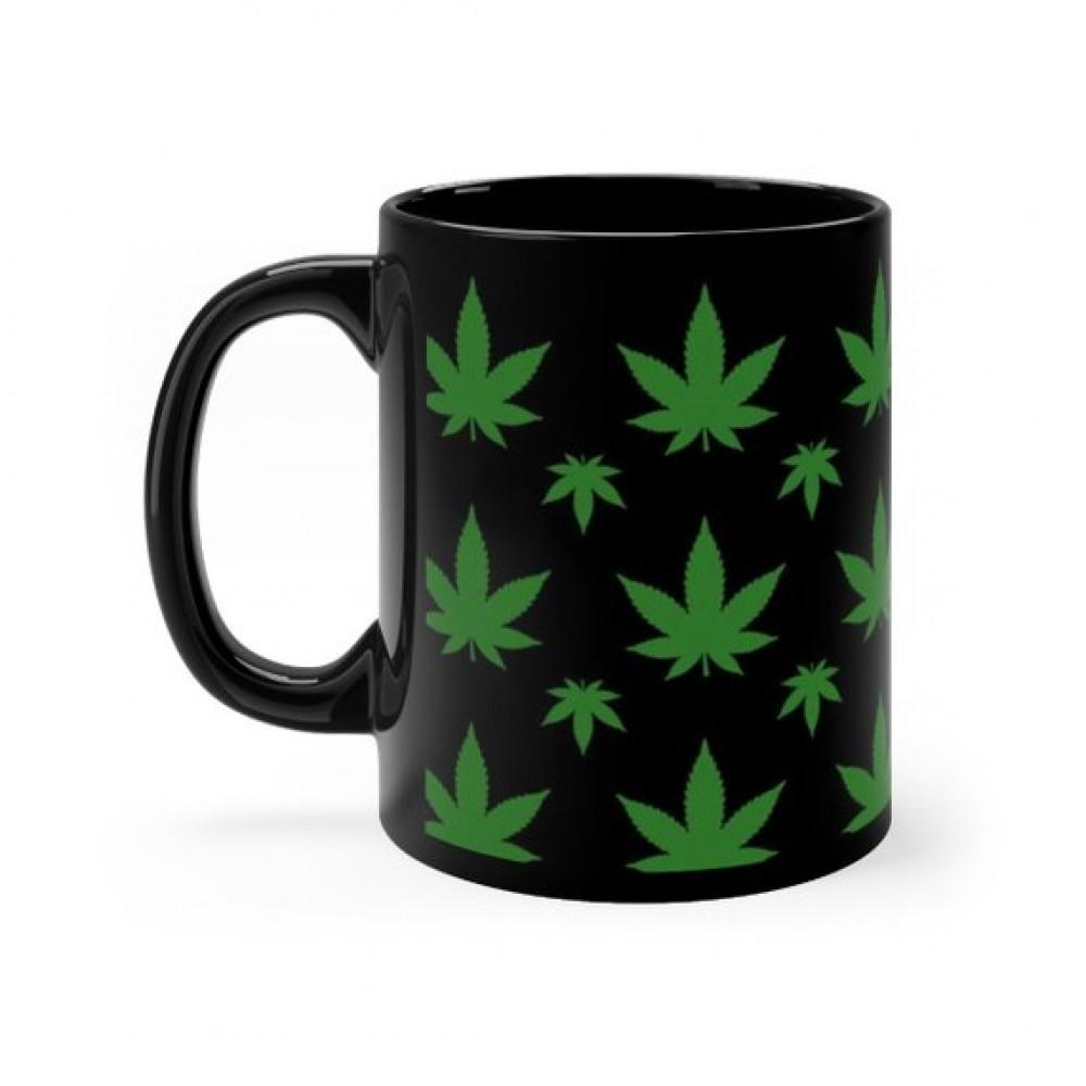 Sublimated Mug Black