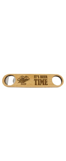 Wood Bar Bottle Opener